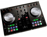 DJ контроллер Native Instruments Traktor Kontrol S2 Mk2 Demo