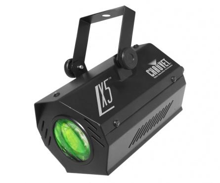 Cветодиодный дискотечный прибор CHAUVET LX-5