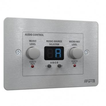 Врезная проводная панель APART ZONE4R