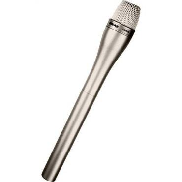 Микрофон репортерский SHURE SM63