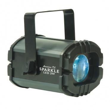 Cветодиодный дискотечный прибор American DJ Sparkle LED 3W