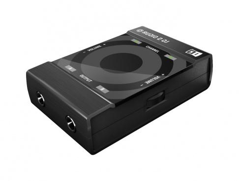 Аудио интерфейс Native Instruments Traktor Audio 2 Mk2