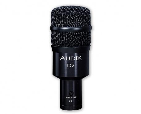 Инструментальный микрофон AUDIX D2