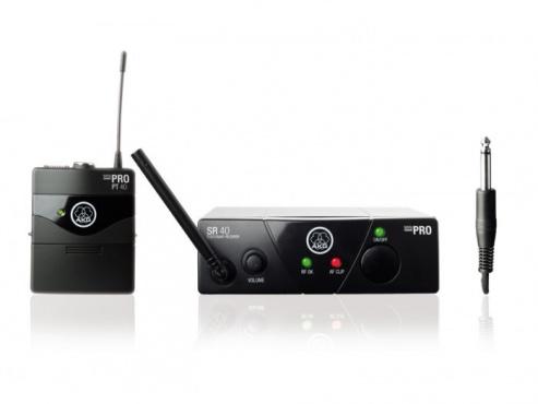 Инструментальная радиосистема AKG WMS40 Mini Instrumental Set BD ISM3 (864.850)