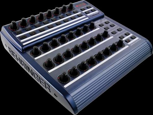 USB/MIDI-контроллер BEHRINGER BCR2000