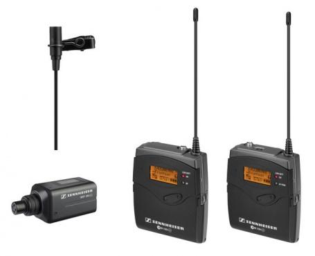 Портативный передатчик SENNHEISER SK 100 G3-B-X