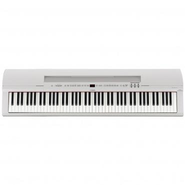 Цифровое пианино YAMAHA P-255WH