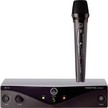 Вокальная радиосистема AKG Perception Wireless 45 Vocal Set BD U2(614.100-629.300)