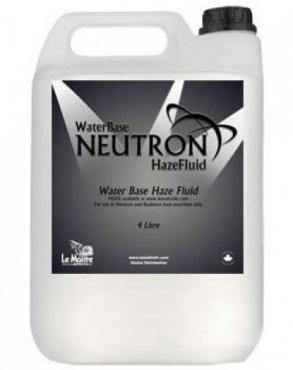 Жидкость для генератора тумана LE MAITRE NEUTRON HAZER FLUID (STARHAZER) 2,5л