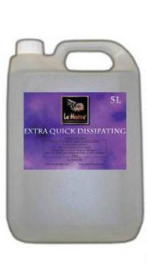 Жидкость для генератора тумана LE MAITRE EXTRA QUICK DISSIPATING ( EQD)FLUID 5л