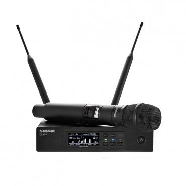 Вокальная радиосистема SHURE QLXD24E/KSM9 K51 606 - 670 MHz