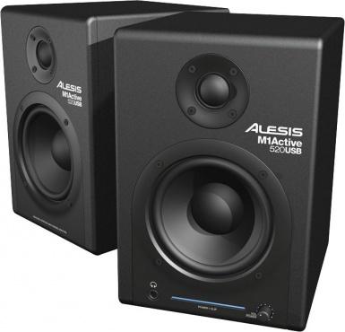 Студийный монитор ALESIS M1 Active 520 USB/pAIR