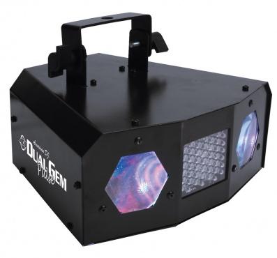 Cветодиодный дискотечный прибор American DJ Dual Gem Pulse