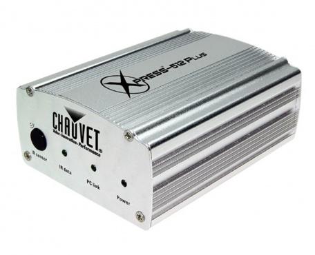Программа управления светом CHAUVET Xpress 512 Plus