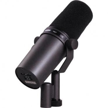 Микрофон репортерский SHURE SM7B