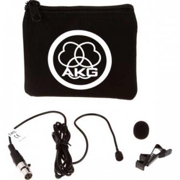 Петличный микрофон AKG C417L