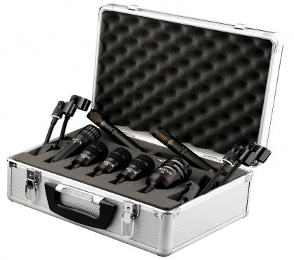 Комплект микрофонов для ударных AUDIX DP7