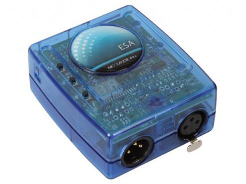 Мини USB/DMX-интерфейс SUNLITE SLESA-U8