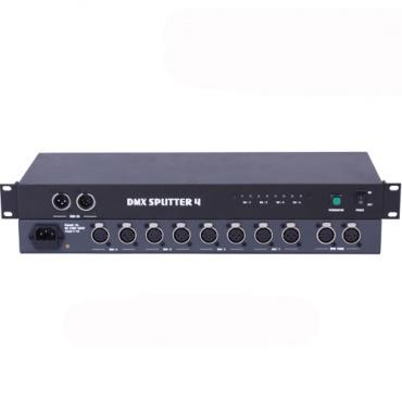 Сплиттер цифрового сигнала DMX512 DMX Splitter 4