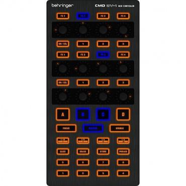 DJ MIDI контроллер BEHRINGER CMD DV-1