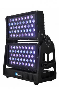Светодиодный прожектор DIALighting LED Washer 84 4-in-1 LEDs