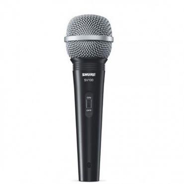Динамический микрофон SHURE SV100-A