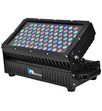 Светодиодный прожектор DIALighting LED Washer 84 RGBW