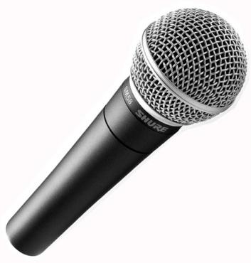 Универсальный микрофон SHURE SM58S