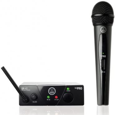 Радиосистема AKG WMS40 Mini Vocal Set Band US45B (661.100)