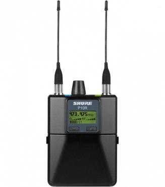 Система персонального мониторинга SHURE P10R L8E 626