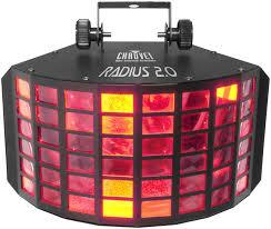 Cветодиодный дискотечный прибор CHAUVET Radius 2.0