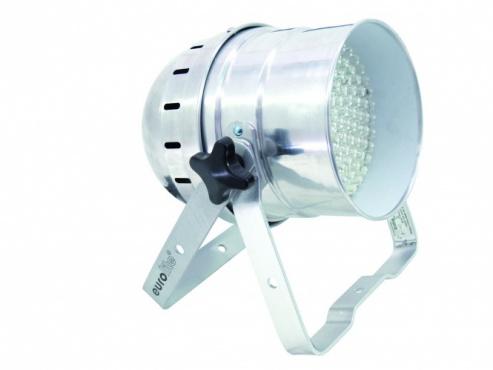 Светодиодный PAR EUROLITE LED PAR-64 RGB floor, alu, 10mm