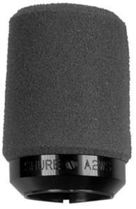 Ветрозащитный экран SHURE A2WS-BK