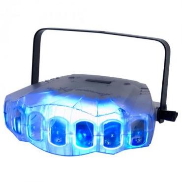 Светодиодный дискотечный прибор American DJ Jelly Fish LED