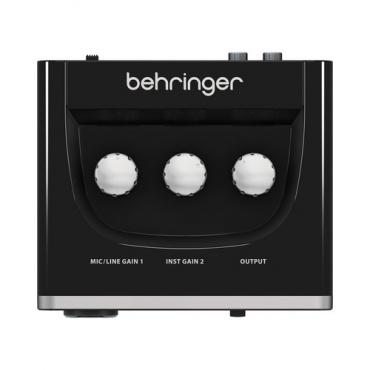 Аудиоинтерфейс BEHRINGER UM2