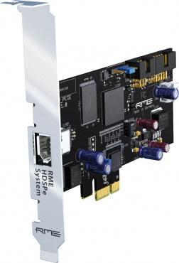 Аудио интерфейс RME HDSPe PCI Card