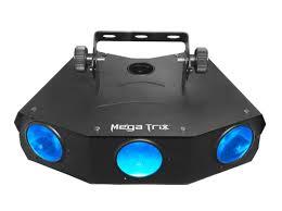 Cветодиодный дискотечный прибор CHAUVET Megatrix