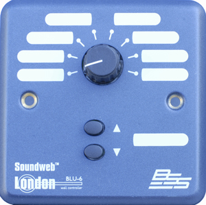 Настенный контроллер BSS BLU-6