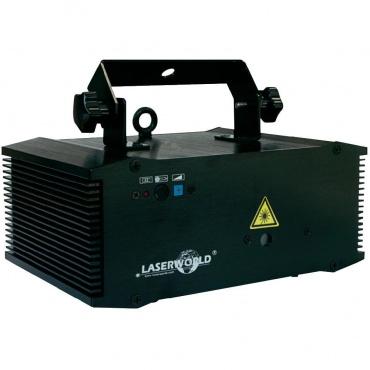 Лазерный проектор LASERWORLD EL-250RGB Micro