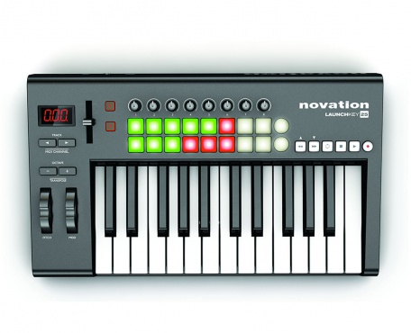 MIDI-контроллер Novation Launchkey 25