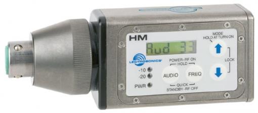 Передатчик Lectrosonics HM-21 (537 - 563МГц)