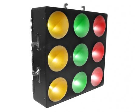 Cветодиодный дискотечный прибор CHAUVET Core 3x3