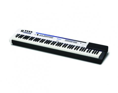 Цифровые фортепиано CASIO Privia PX-5S белое