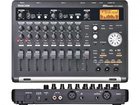 Цифровая портастудия TASCAM DP-03SD