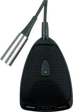 Конденсаторный микрофонSHURE MX393/O