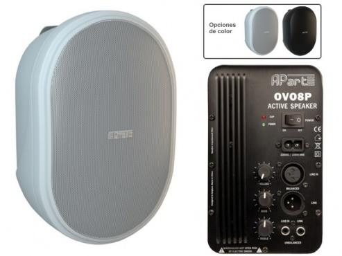 Комплект громкоговорителей APART OVO5P-W