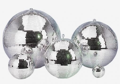 Зеркальный шар Mirror Ball 12''