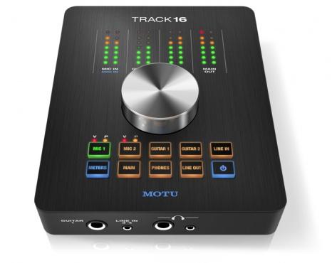 Аудиоинтерфейс MOTU Track16