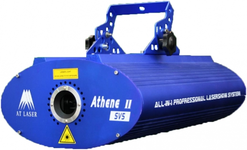 Лазер ATLASER Athene (II)