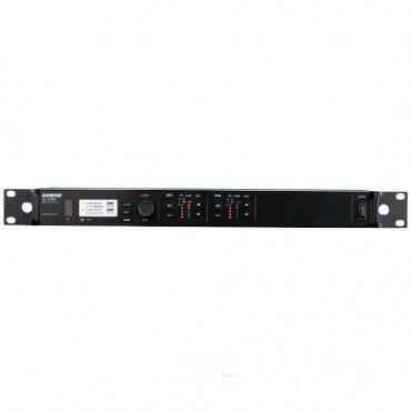 Приемник SHURE ULXD4DE K51 606 - 670 MHz